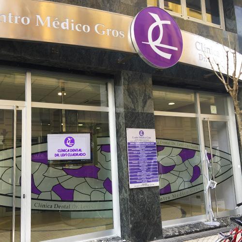 Clinica Dental Doctor Leví Cuadrado Donosti San Sebastián Gros