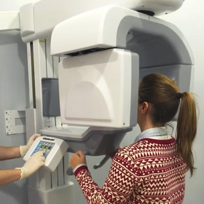 Escáner 3D Clínica Dental Leví Cuadrado
