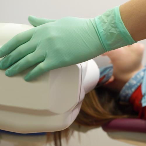 radiografía periapical Clínica Dental Leví Cuadrado
